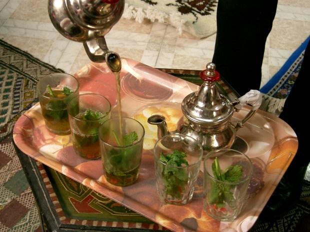 Atay - Moroccan Mint Tea