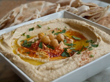 Hummus - Chickpea Purée