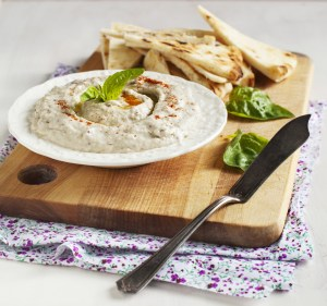 Baba Ghannoush - Eggplant Appetizer