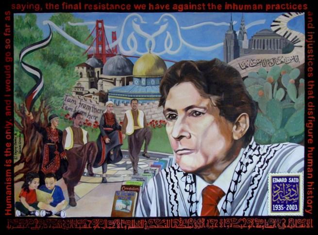 Edward Said: The Palestinian Intellectual Champion