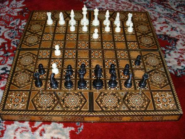 Arab Contributions To The Game Of Chess
