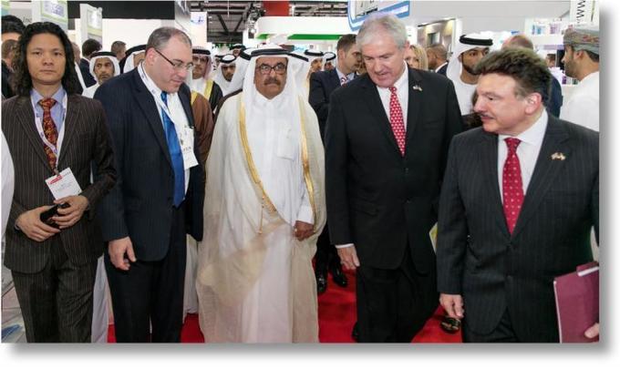 """U.S. - Arab Chamber Supports """"Arab Health Trade Show In United Arab Emirate"""