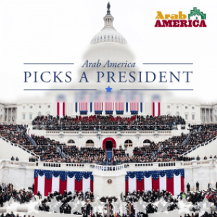 Arab America Picks a President: What a Week!