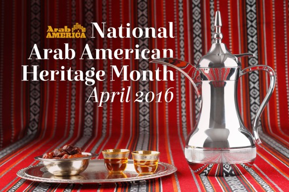 Heritage Month: Arab Americans as Authors