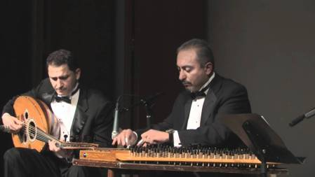 The Qanun - An Arab Musical Instrument Par-Excellence