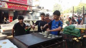 Gaza report: One day in Ramadan