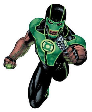 Simon Baz, Our New Favorite Superhero