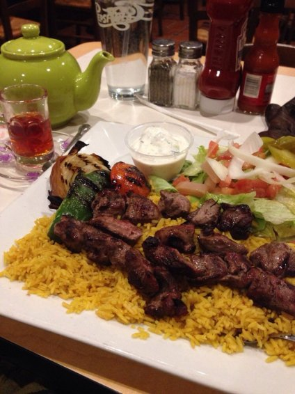 100 Best Arab Restaurants Around America!