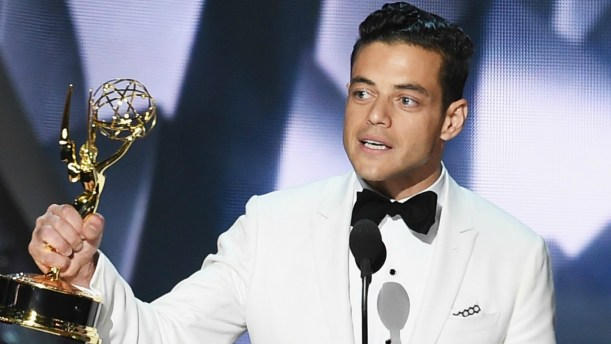 Rami Malek: First Arab American to Win an Emmy