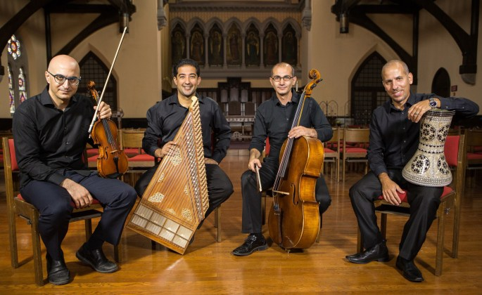 America's Other Orchestras: Arab American Ensemble Series Episode 6