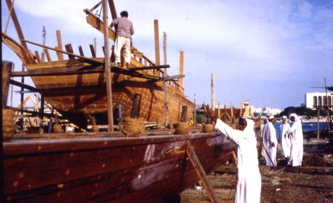 Pearling In The Arabian Gulf - A Romantic Trade From The Past