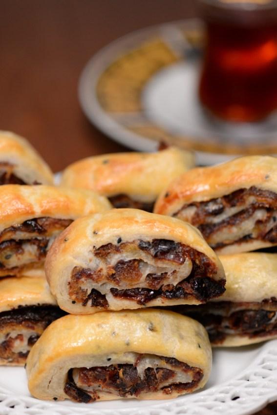 Kleicha Traditional Iraqi Holiday Cookies