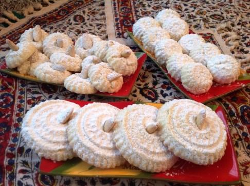 Ghurayba - Arabian Shortbread