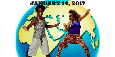 ZUMBA: The Middle East Meets Africa