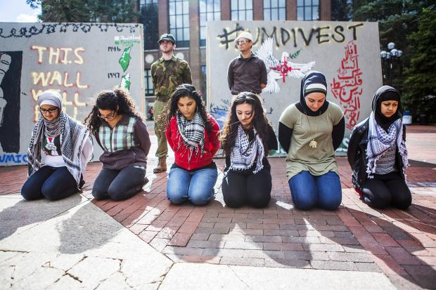 Palestine Awareness Week is Bigger Than Ever, But Activists Still Want to be Anonymous