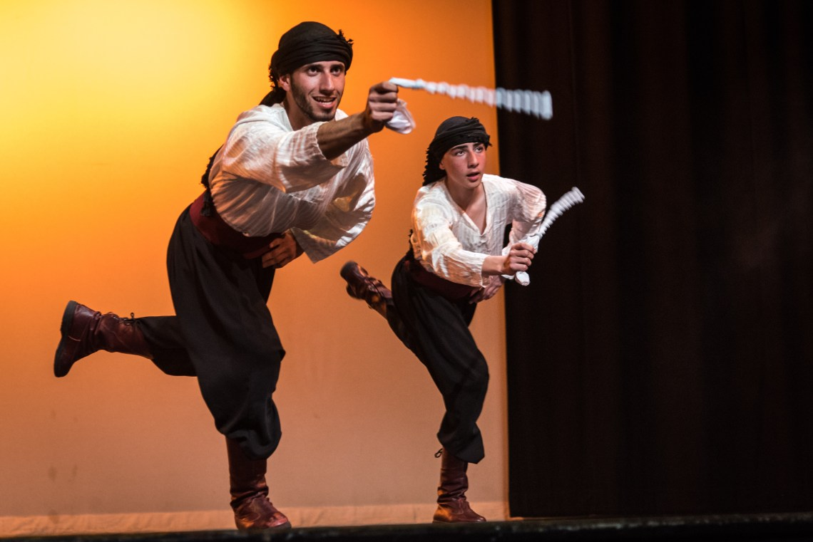 Dance, Storytelling, and Resistance with Shoruq Children's Debke Troupe