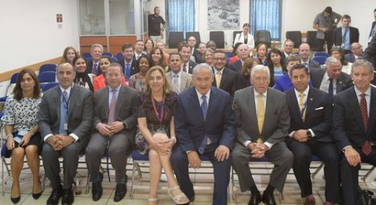 American Israel Education Foundation Pays for Fifty-Three Congressmen to Visit Israel