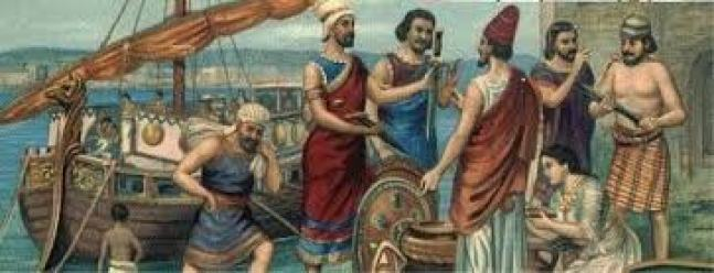 The Glorious Origin of the Phoenicians