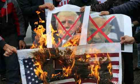 Trump's Error on Jerusalem is a Disaster for the Arab World … and the US too Rashid Khalidi