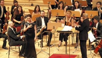 Sharjah World Music Festival: Syrian exile Racha Rizk on how Her Roots still Define Her