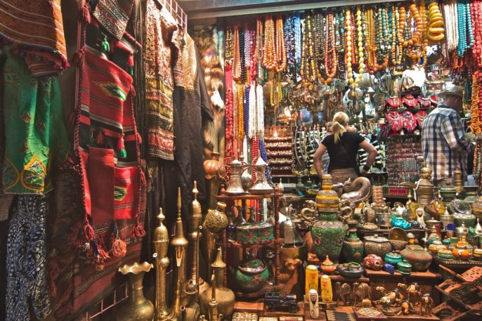 """Bargaining The Arab Way: Six Hints on How to """"Get a Deal"""""""