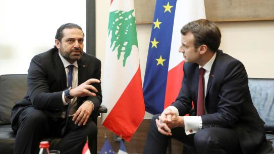 Donors Pledge $11bn for Worn-down Lebanon's Reconstruction