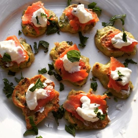 """Ijeh"" Zucchini Harvest Pancakes to Celebrate Summer"