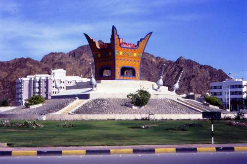 Muscat Enwraps the Past with the Present