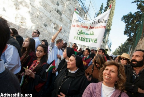 The Exodus of Palestinian Christians from the Holy Land