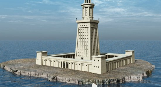 Five of the Seven Ancient Wonders of the World Are in the Middle East