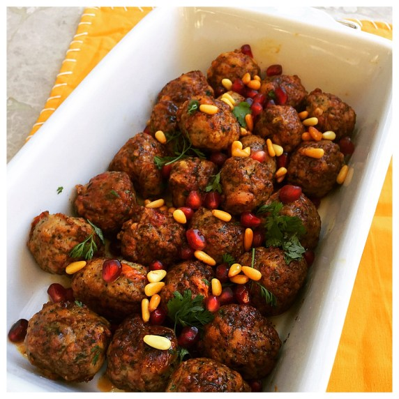 Middle Eastern Meatballs The Origin Of The Globe Trotting Meatball