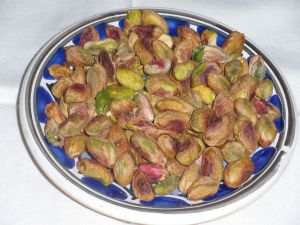 Pistachios: Historic and Healthy Nuts