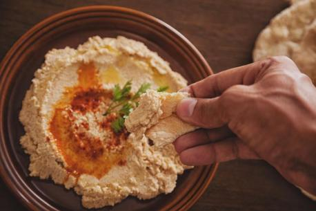 Here it is: The Secret to Making Great Tasting Hummus