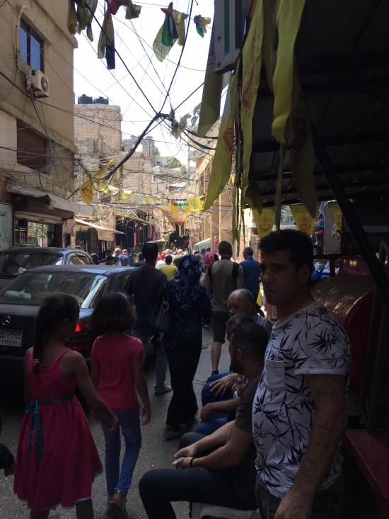 Palestinian Concentration Camp Burj Al-Barajneh: Will it Survive Jared Kushner & Donald Trump?