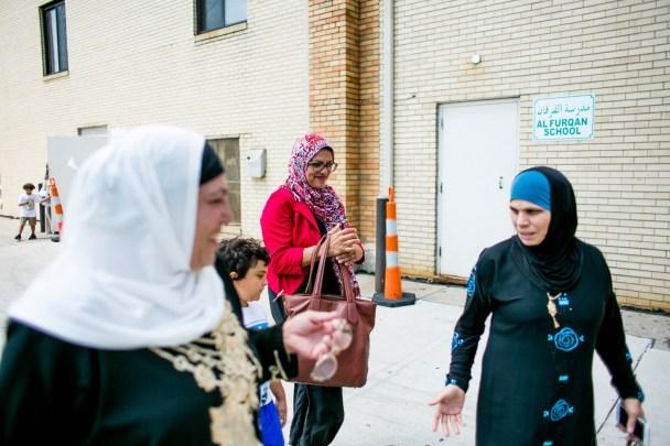 For Rashida Tlaib, Palestinian Heritage Infuses a Detroit Sense of Community