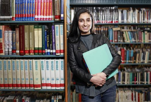 Youngest College Graduates in America: Danya and David Hamad: