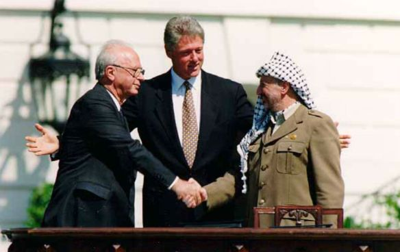 25 Years After the Oslo Accords, Independence Remains More Elusive than Ever for Palestinians