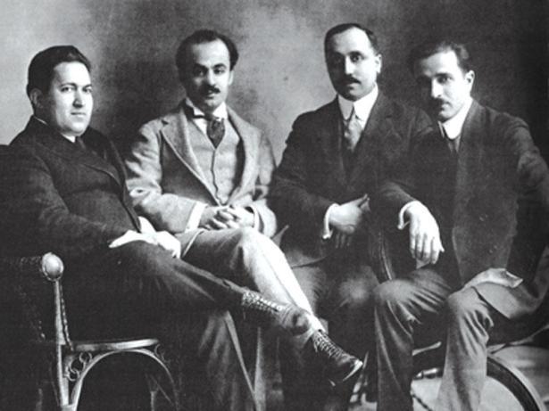 Was Jamal Khashoggi Inspired by Kahlil Gibran?