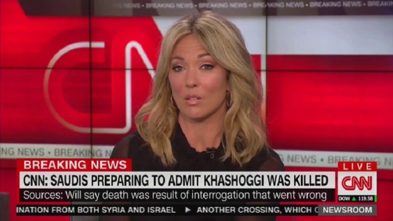 Is American Media Exploiting Khashoggi Affair for their own Agenda?