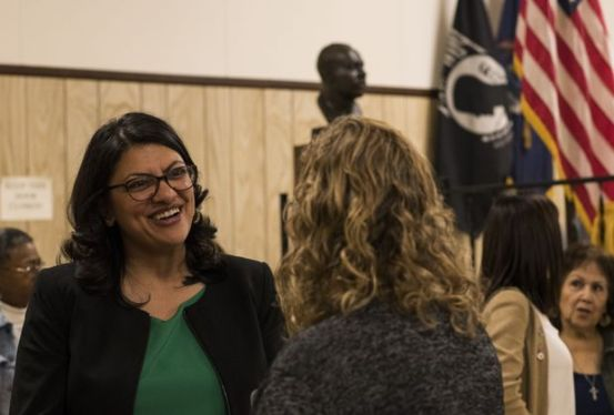 Rashida Tlaib, a Trailblazing Muslim Woman, is the New Face of the Civil Rights Movement in Detroit