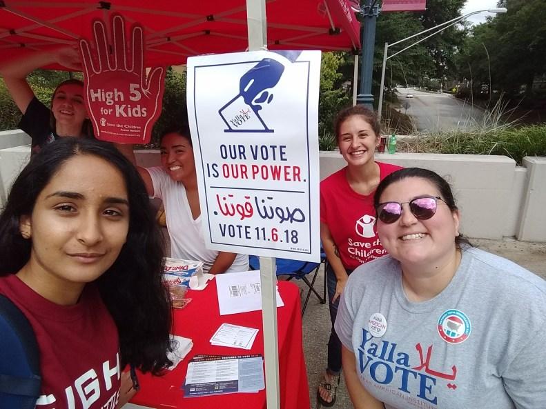 Ya Arab America, It's Urgent: Yalla Vote!