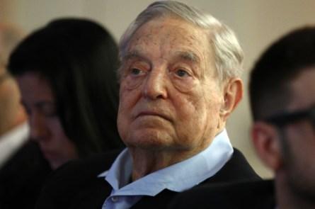 Billionaire George Soros Earmarks $500 Million For Migrants And Refugees