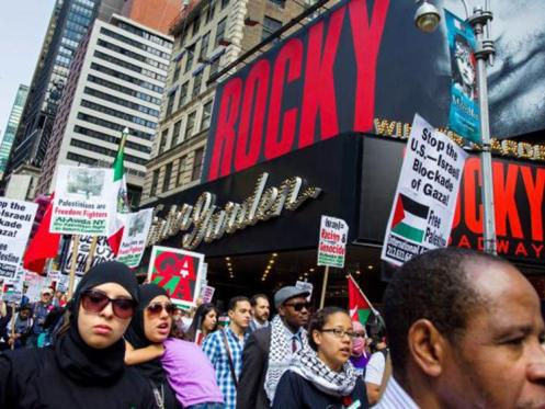 Flashback: 1988, a Watershed Year in Arab-Americans' Struggle to Advocate for Palestinian Rights