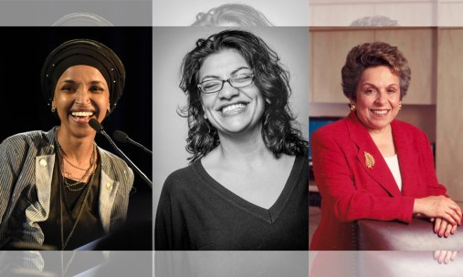 A Former Refugee, a Muslim, and an Arab: Women Who Made It to Congress