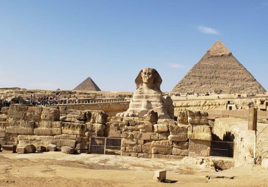 Why You Should Go To Egypt Now