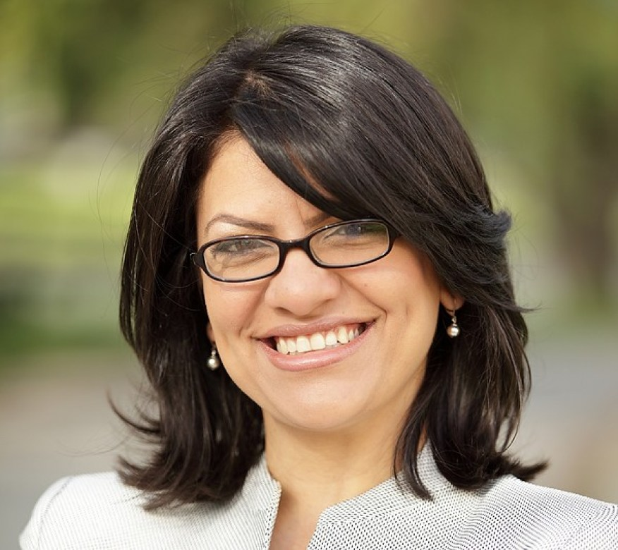 Rashida Tlaib Plans to Lead Historic Delegation to Palestine, Supports BDS
