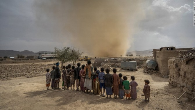 Senate Passes Bill Aimed to End Unconstitutional Yemen War
