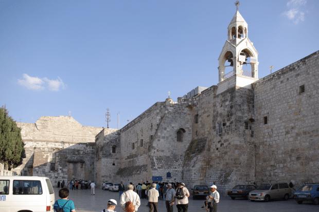 Bethlehem--The Recognized Birthplace of Jesus