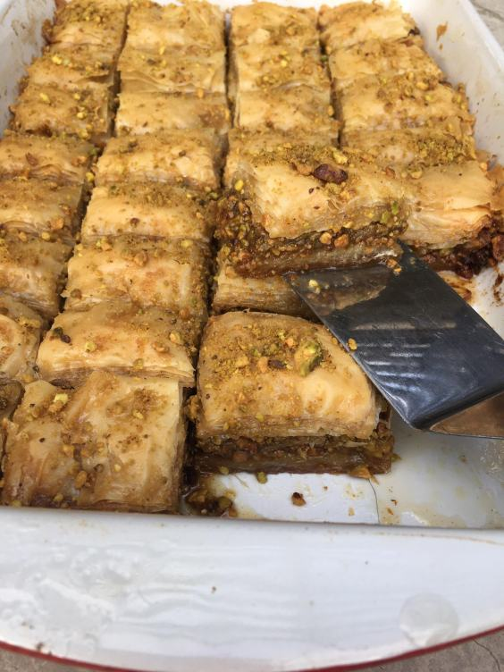 Baklava--The Most Collaborative Dessert from the Middle East