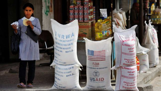 Trump's Palestinian Aid Cuts Means Thousands Lose Access to Food and Healthcare